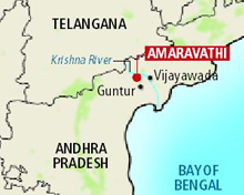 Amaravati, New capital of Andhra Pradesh