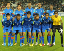 Indian-Football-Team