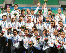 Indian-Hockey-Team-Incheon