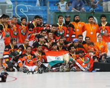 Indian-Ice-Hockey-Team