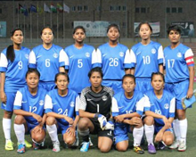 Indian-Women-Football-Team