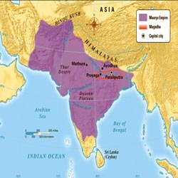 Gupta Empire (320-550 AD)