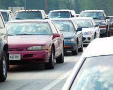 Traffic in Arunachal Pradesh