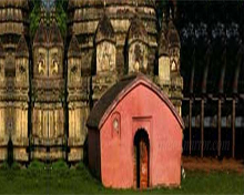 Asvakranta temple in Assam