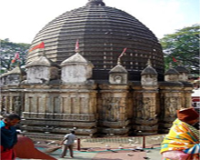 Hathimura temple in Assam