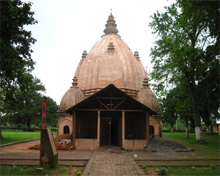Negheriting temple in Assam