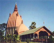 Siva temple in Assam