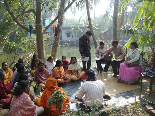 Self help Women groups in Assam