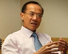 New chancellor to Nalanda University George Yeo