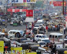 Traffic in Bihar