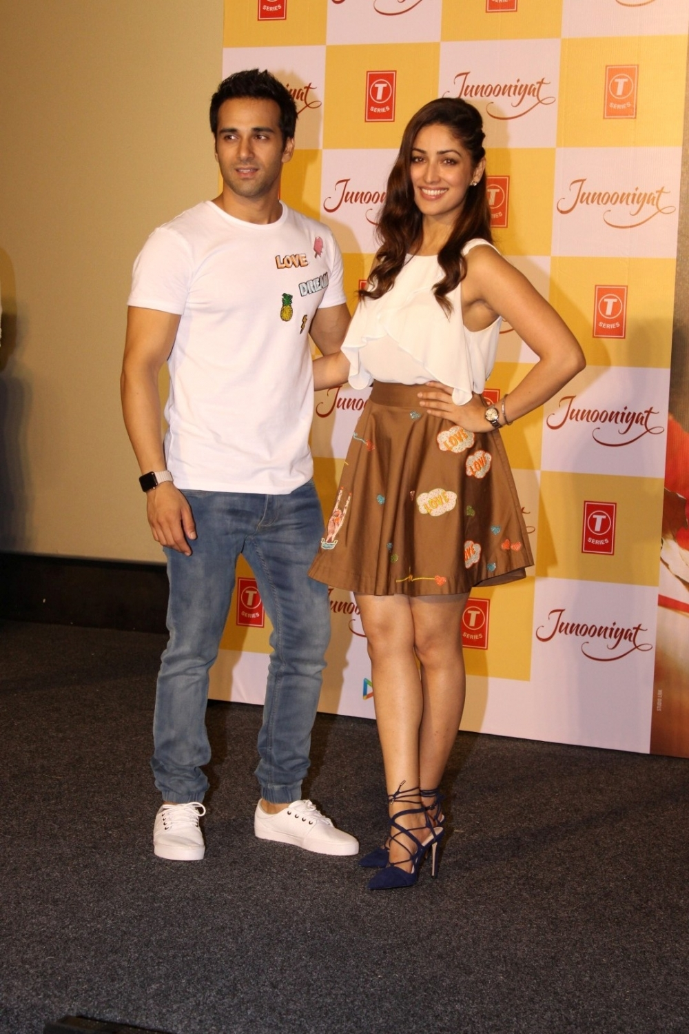 trailer showcase and song launch of film junooniyat4