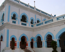 Bastar Palace in Chhattisgarh