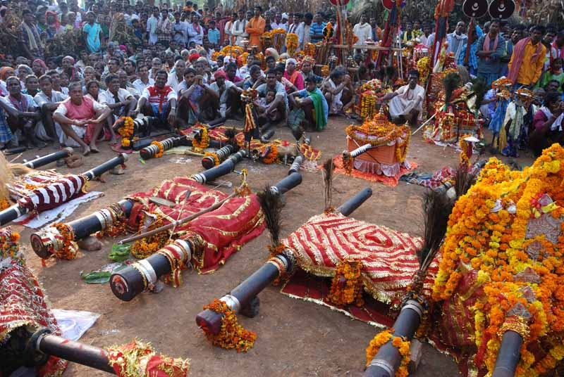 Major Festivals in Chhattisgarh
