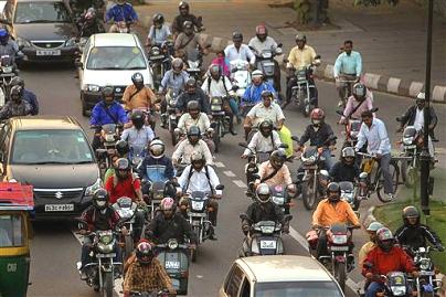 Traffic in Chhattisgarh