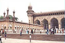 Mecca Masjid,Hyderabad,Hyderabad City,India
