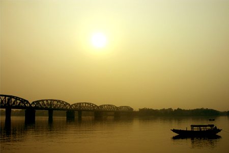 Bali Bridge,Kolkata,India