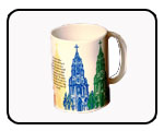 Beenthere St Mary's Ceramic Mug
