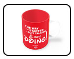 Thinkpot The way to get started is quit talking & start doing! - Walt Disney Mug