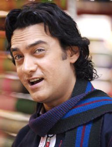 Aamir Khan in Fanna