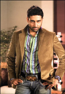 Abhishekh Bachchan In Dhoom