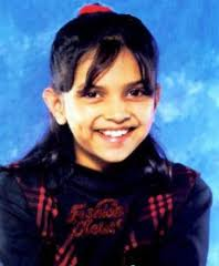 deepika childhood pic