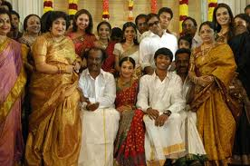 Dhanush family picture