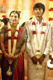 Dhanush marriage picture