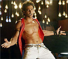 Hrithik Roshan in Dhoom2
