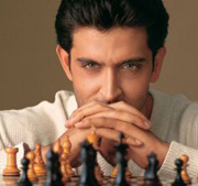 Hrithik Roshan in Krish