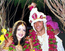 Hrithik Roshan and His Wife