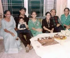 Imran Khan With Family image