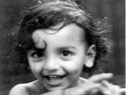 Childhood John Abraham