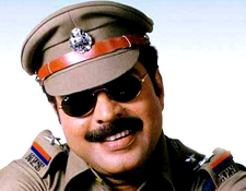 Police Mammootty