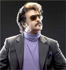 Rajini Kanth In Shivaji