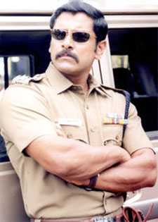 Vikram In Saamy
