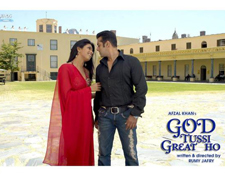 Priyanka Chopra in God Tussi Great Ho