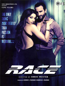 Saif Ali Khan in Race