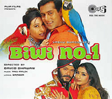 Salmaan in Biwi No 1
