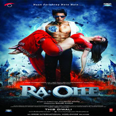 Shahrukh in Ra One