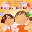 Same Day Birthday Card