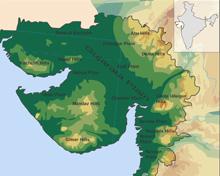 Gujarat Geography