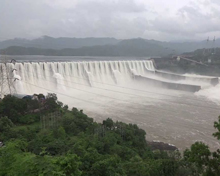 Sardar Sarovar of Gujarat