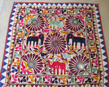 Textile of Gujarat