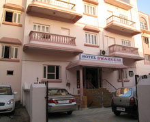 Dwarka Hotel Dwarkesh
