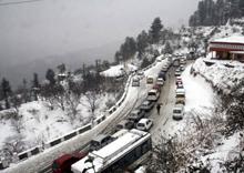 Traffic in Himachal Pradesh
