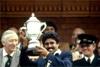 Indian Cricket Rare Photo