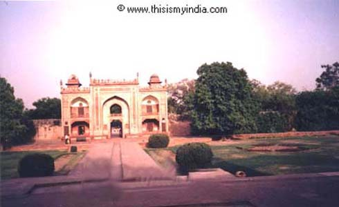Picture Gallery of Agra