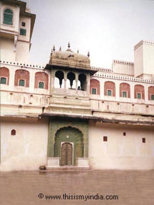 City palace,Jaipur.This is my India