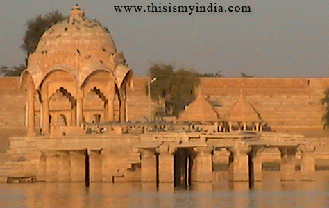 Jaisalmer Picture Gallery,Choki Dhani,This is my India