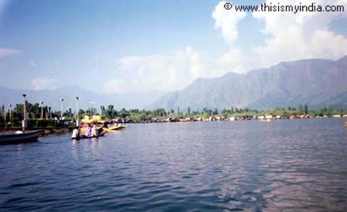 Dul Lake,Beauty of Kashmir